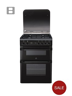 indesit-id60g2a-60-cm-double-oven-gas-cooker-anthracite