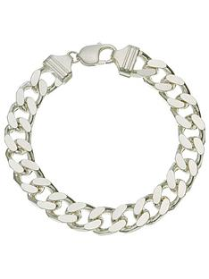 sterling-silver-mens-curb-bracelet
