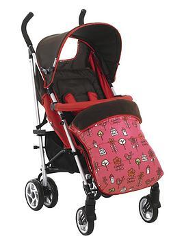 ladybird-tweety-stroller
