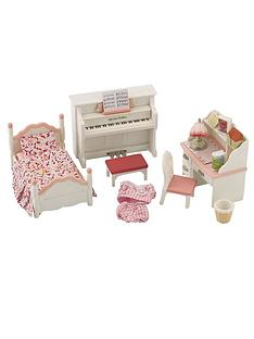 sylvanian-families-girls-bedroom-set