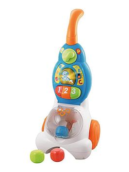 Vtech Baby Vtech Count And Collect Vacuum