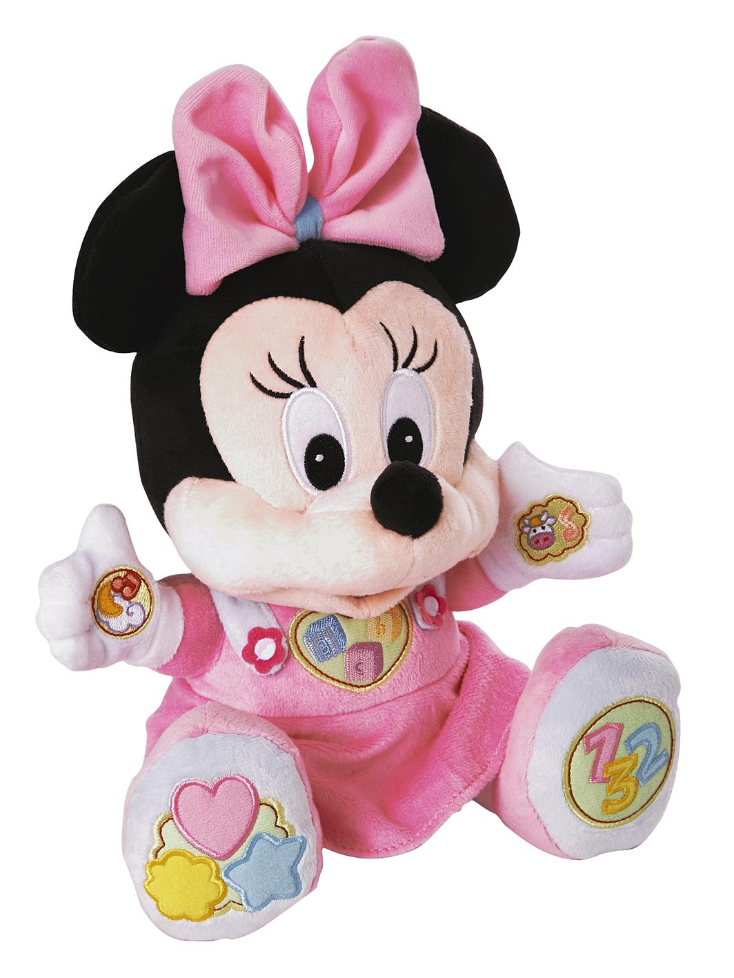 Disney Baby Sing And Learn Plush Toy Littlewoods Com