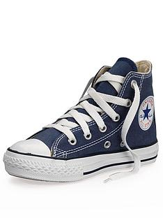 converse-all-star-hi-junior-plimsolls-navy