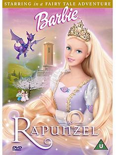 barbie-rapunzel-dvd