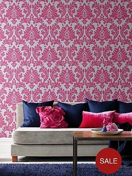 superfresco-easy-majestic-wallpaper-hot-pink