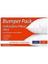 Bumper Pillow Pack - Buy 2 get 2 FREE
