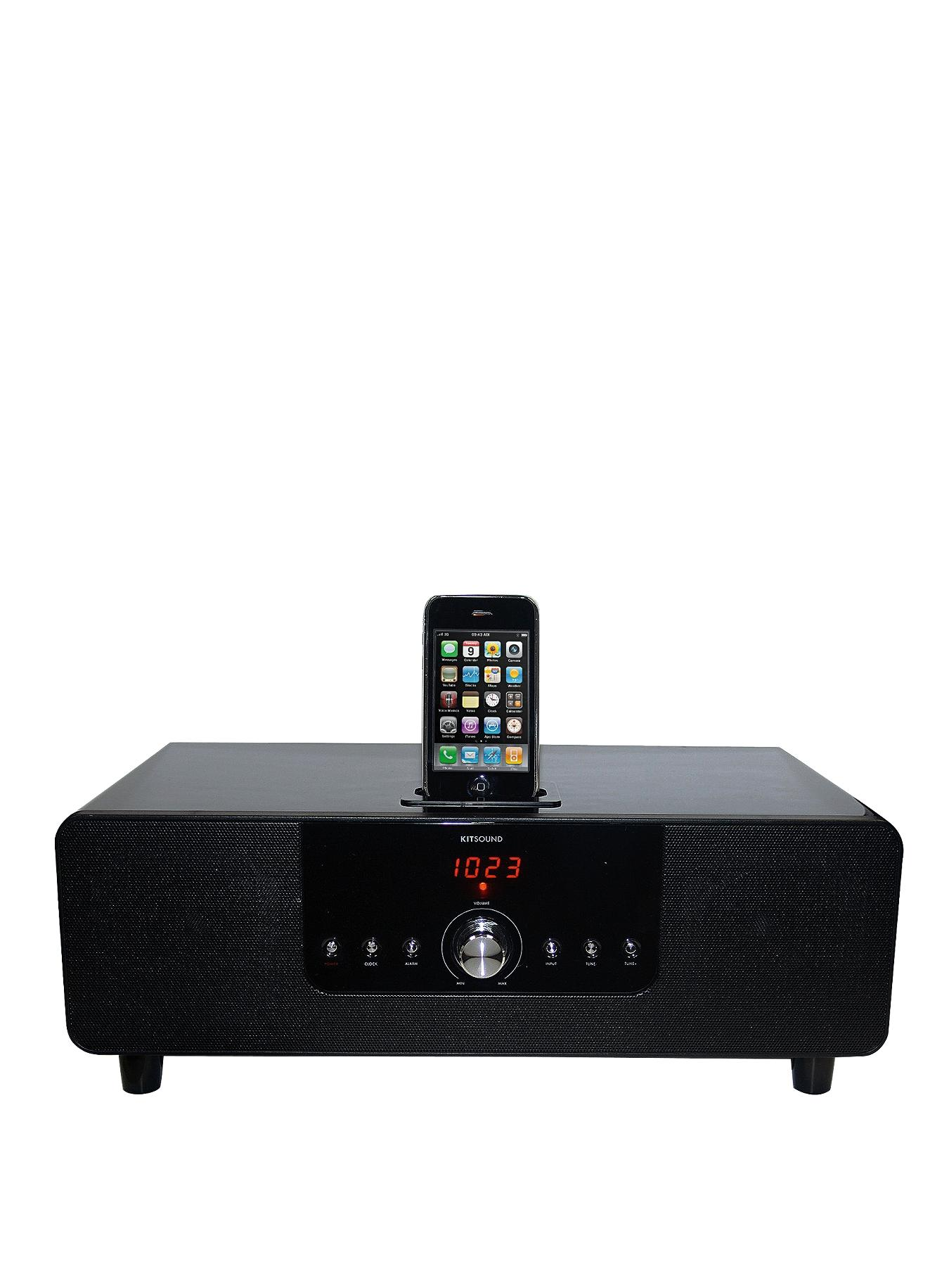 BoomDock iPod/iPhone Docking Station at Littlewoods