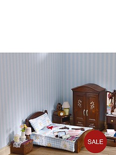 sylvanian-families-master-bedroom-set