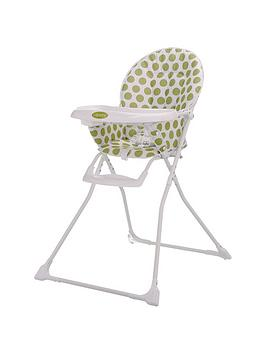 obaby-munchy-highchair-in-dotty-lime