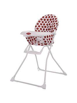 obaby-munchy-highchair-in-dotty-red