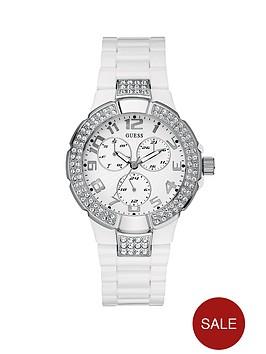 guess-white-prism-ladies-watch-w13564l1