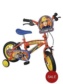 fireman-sam-12-inch-bike