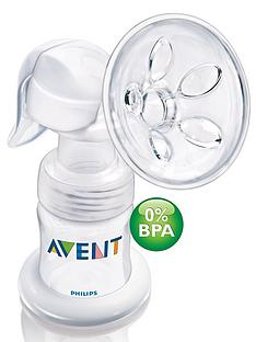 avent-manual-breast-pump