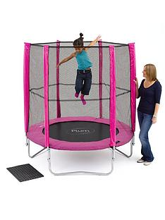 plum-6ft-trampoline-in-pink