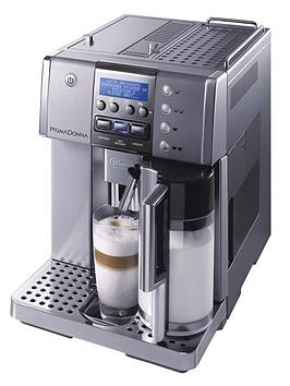 delonghi-esam-6620-prima-donna-coffee-machine-brushed-stainless-steel