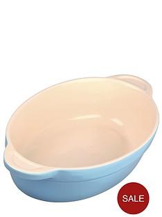 denby-azure-large-stoneware-round-casserole-dish