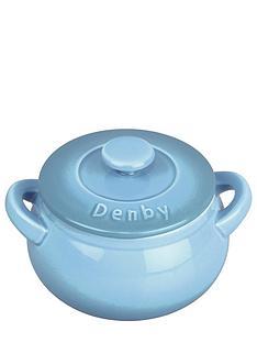denby-azure-stoneware-mini-casserole-dish