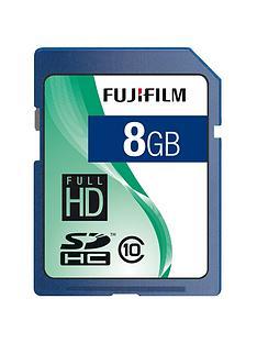 fuji-sd-hc-8gb-class-10-25mb-memory-card