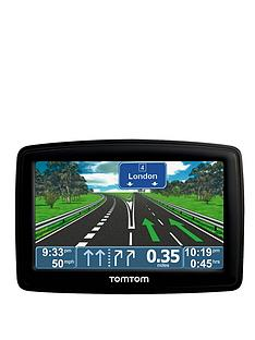 tom-tom-xl-iq-routes-edition-uk-and-roi-43-inch-satellite-navigation-unit