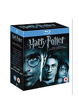 Harry Potter 1-8 Complete Blu-ray