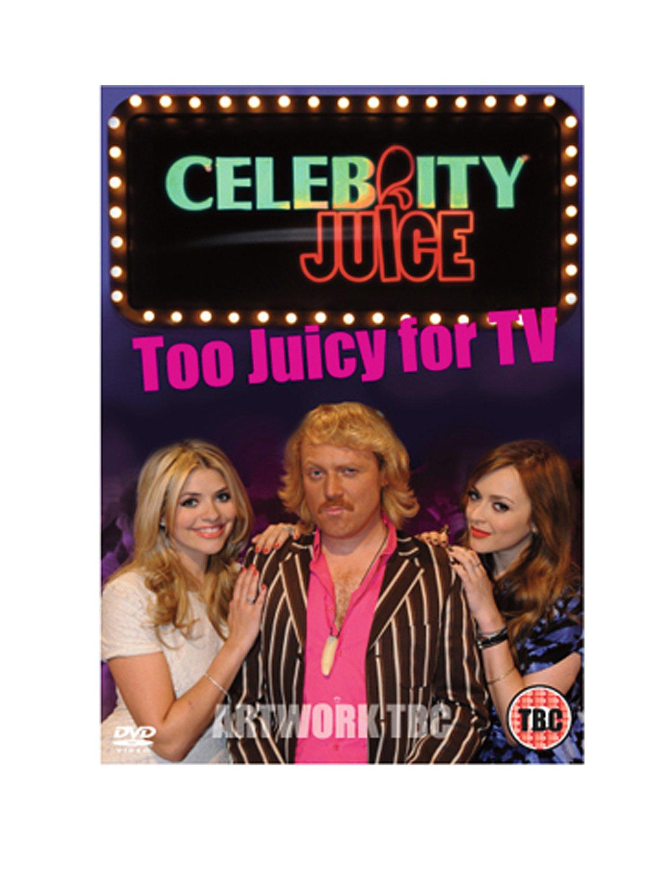 Celebrity Juice - Too Juicy for TV (Seasons 1-3) - thetvdb.com