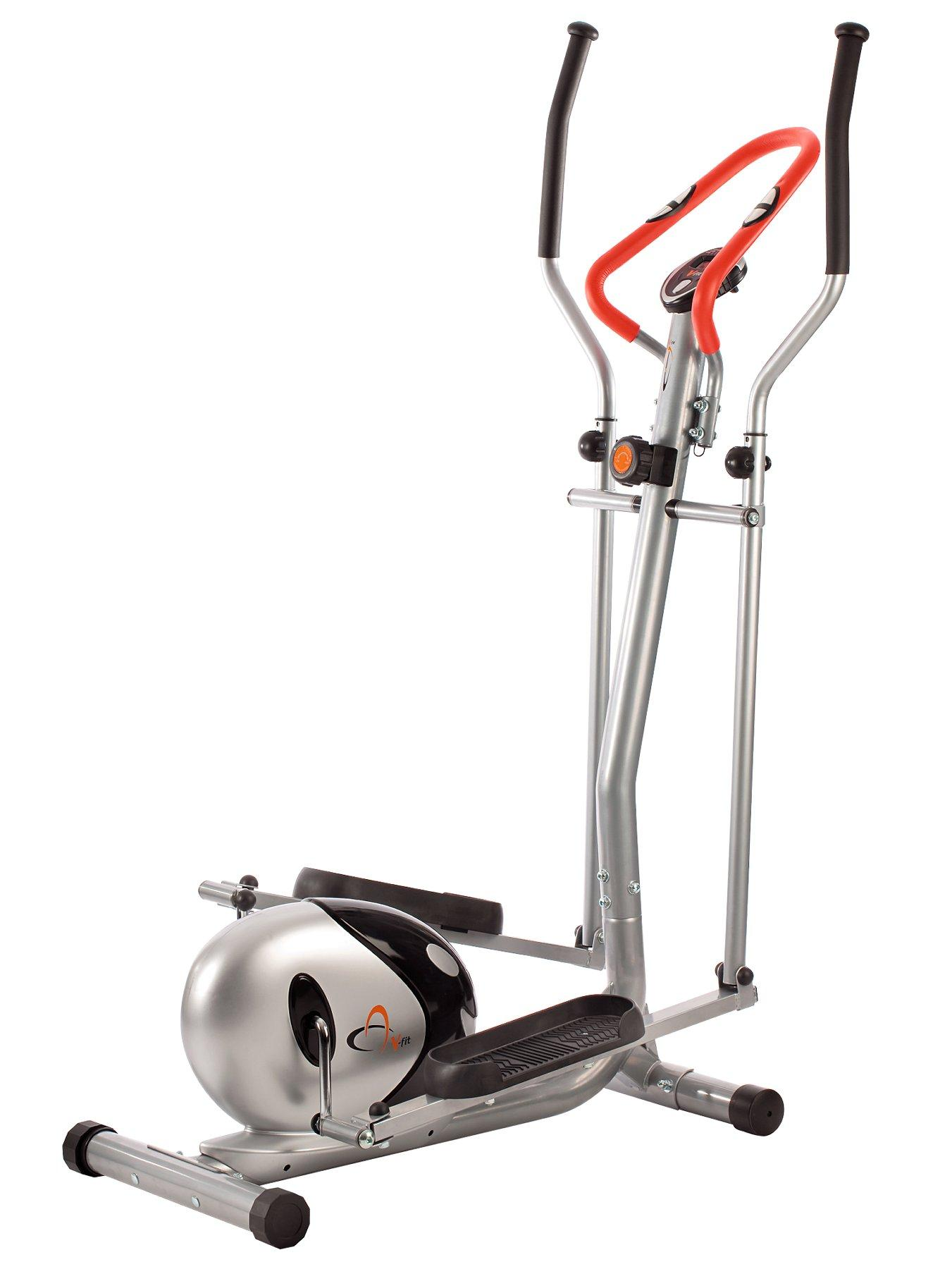 MTE-3 Manual Magnetic Elliptical Trainer