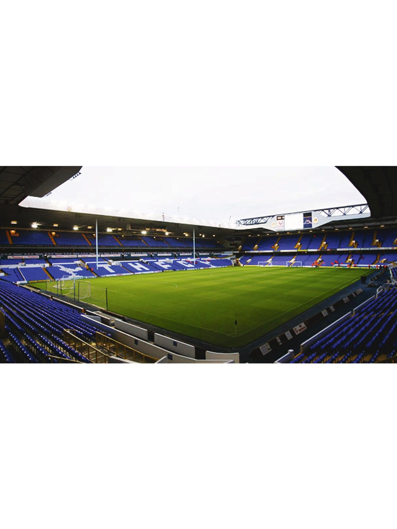 Tottenham FC Stadium Tour for 2