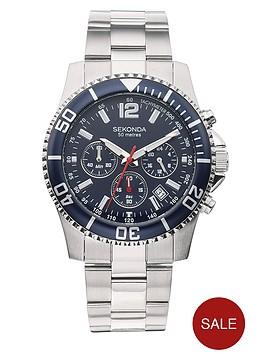 sekonda-mens-chronograph-bracelet-watch
