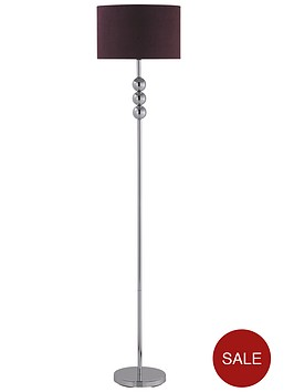 ingrid-faux-suede-3-ball-floor-lamp-plum