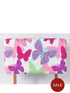airsprung-kids-stars-and-butterflies-single-headboard