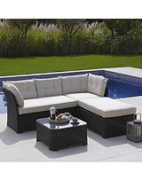 Morocco 4-Piece Chaise Lounge Set