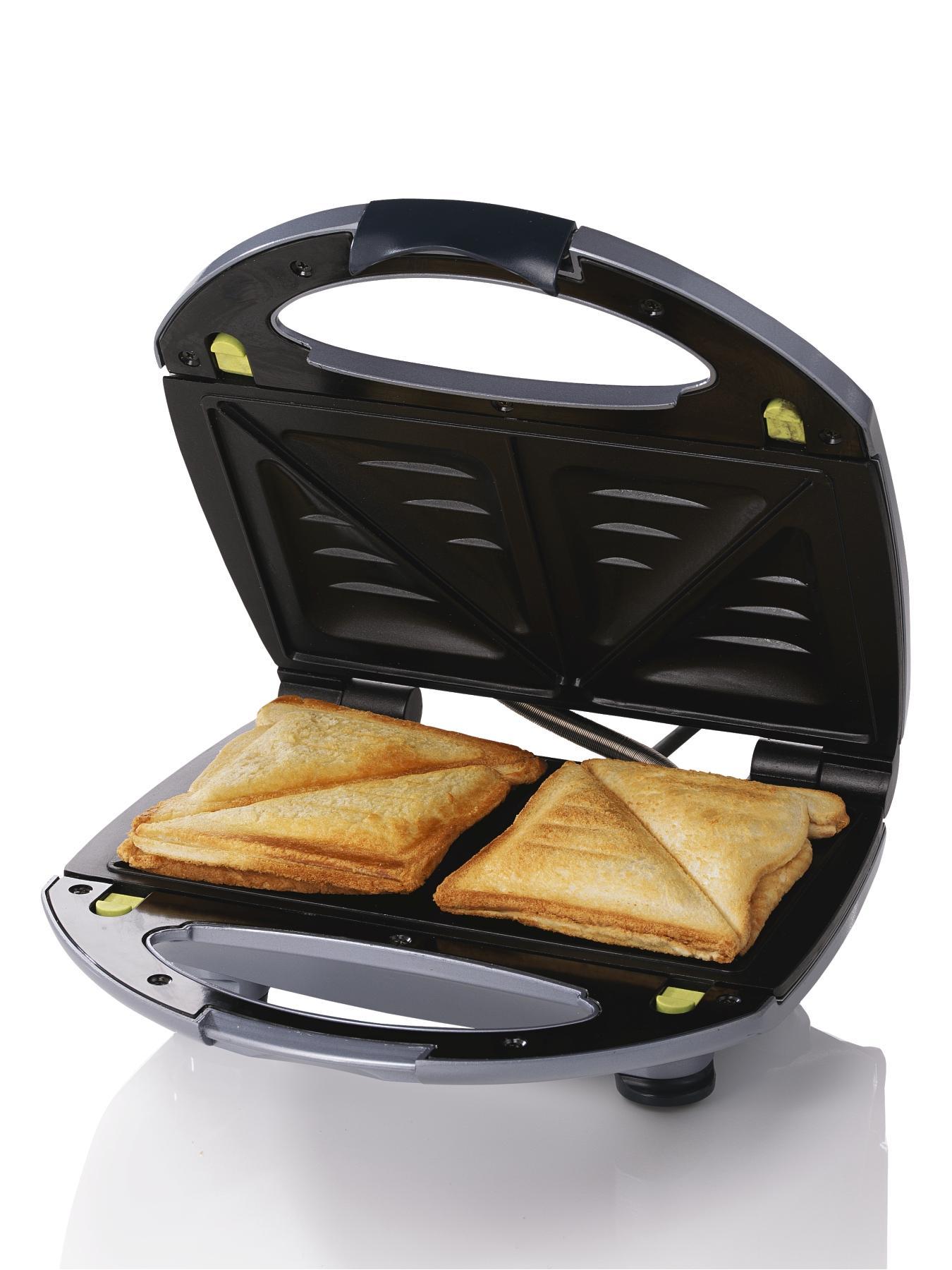 Sandwich Maker  Silver