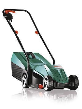 bosch-rotak-32-r-corded-1100-watt-rotary-lawnmower-32cm-cutting-width