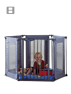 lindam-safe-and-secure-fabric-playpen