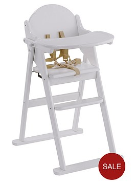 east-coast-wooden-folding-highchair-white