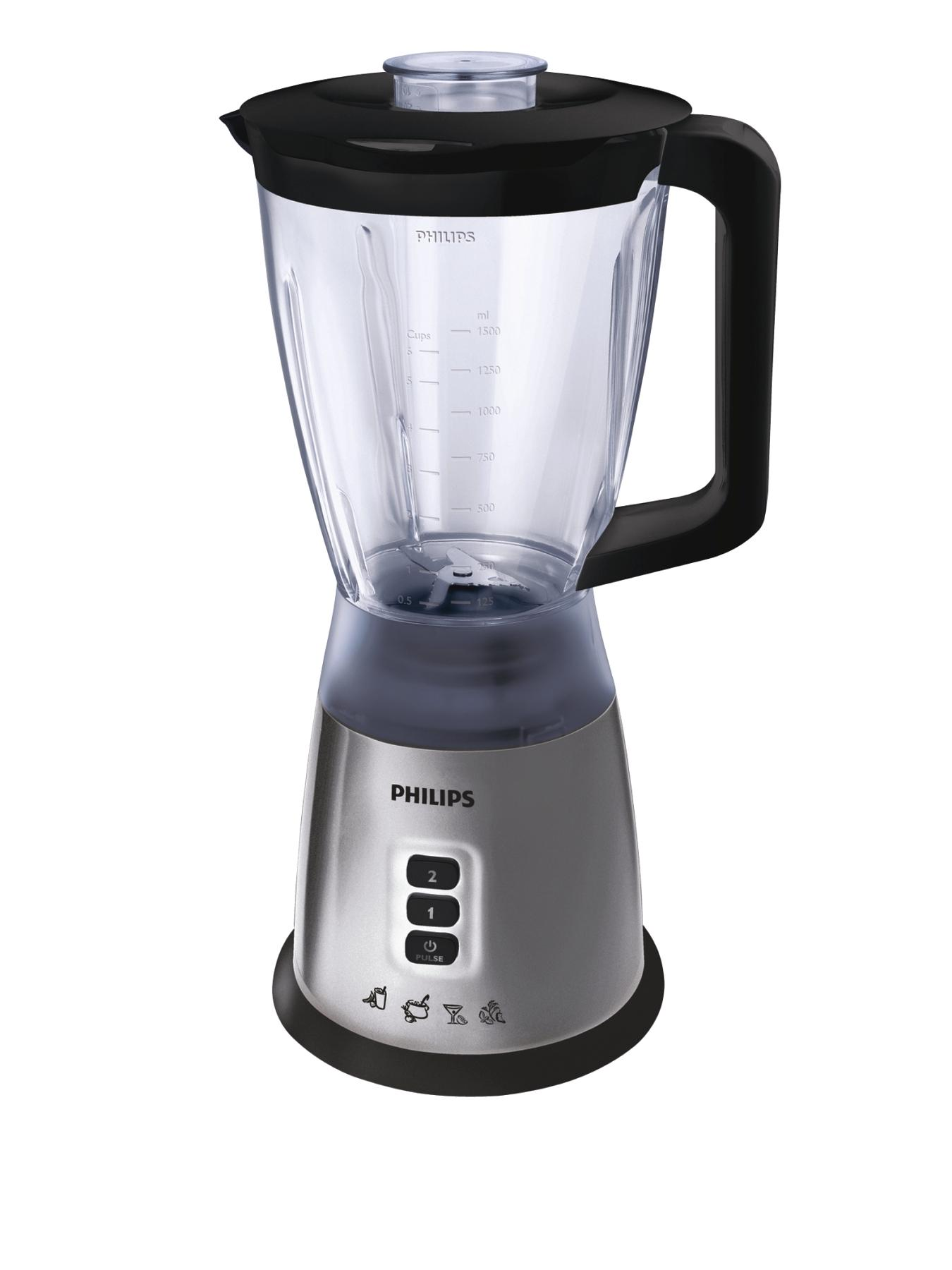 HR2020 400-watt Compact Blender - Silver