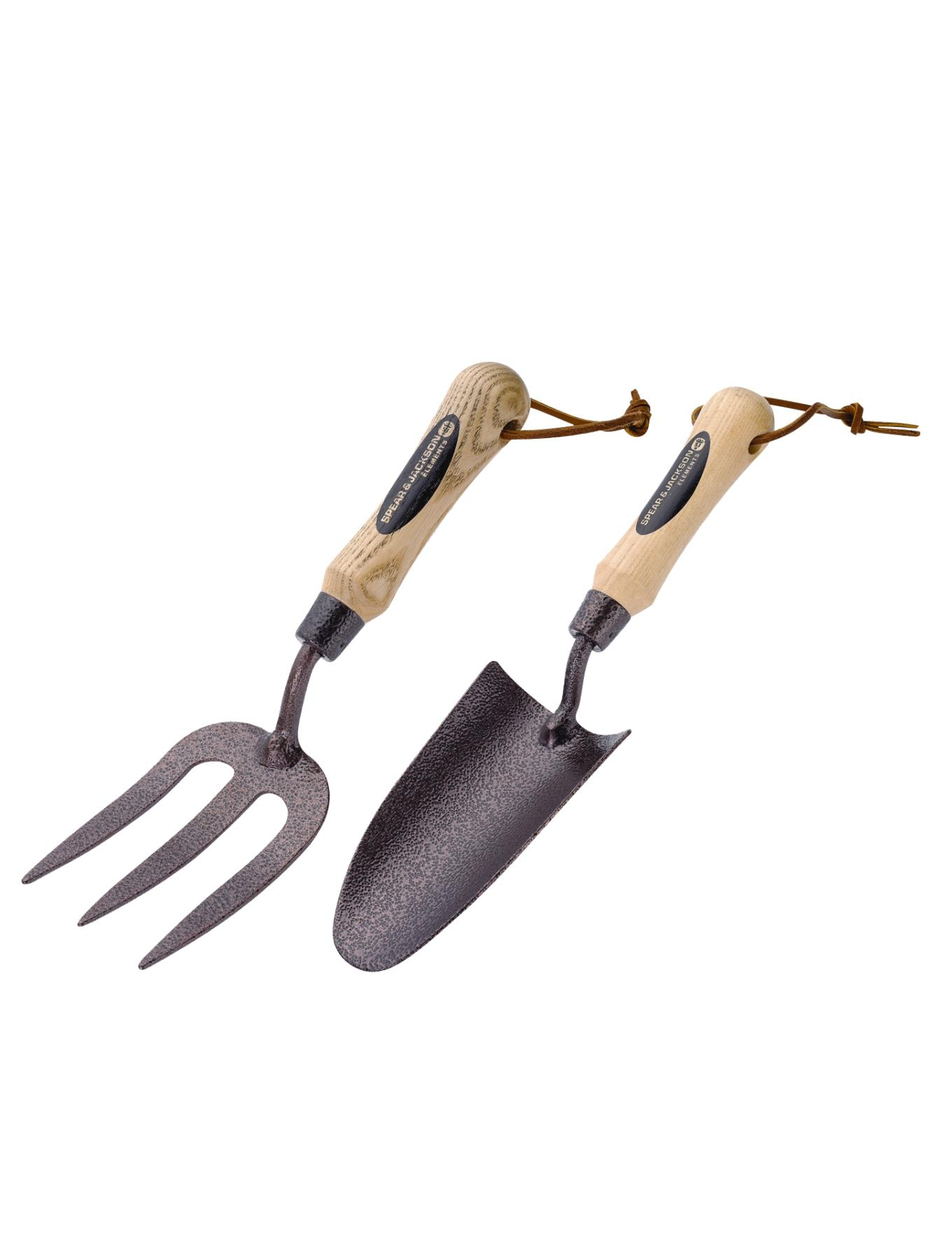 Weedfork and Trowel Set