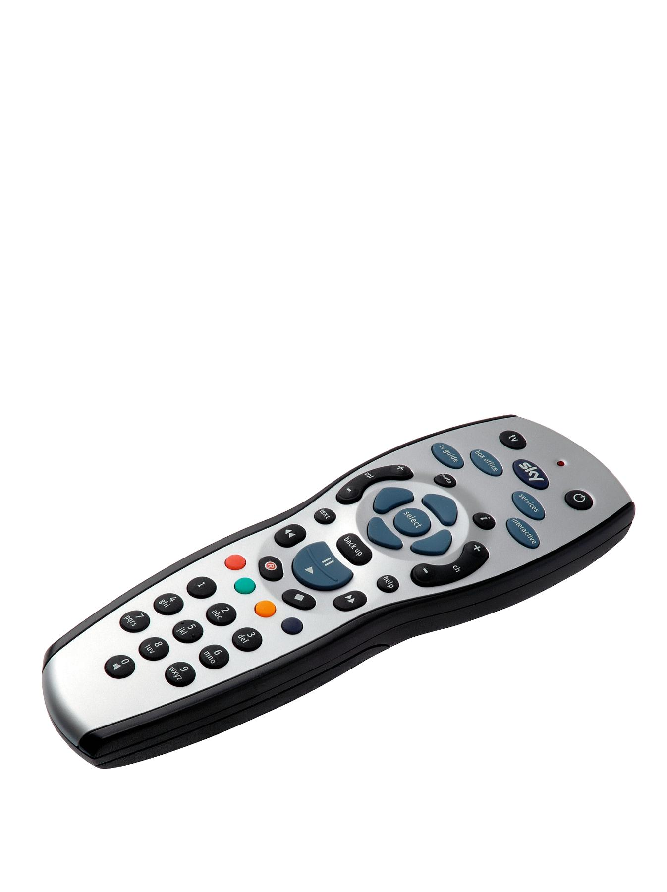 120 HD Remote Control