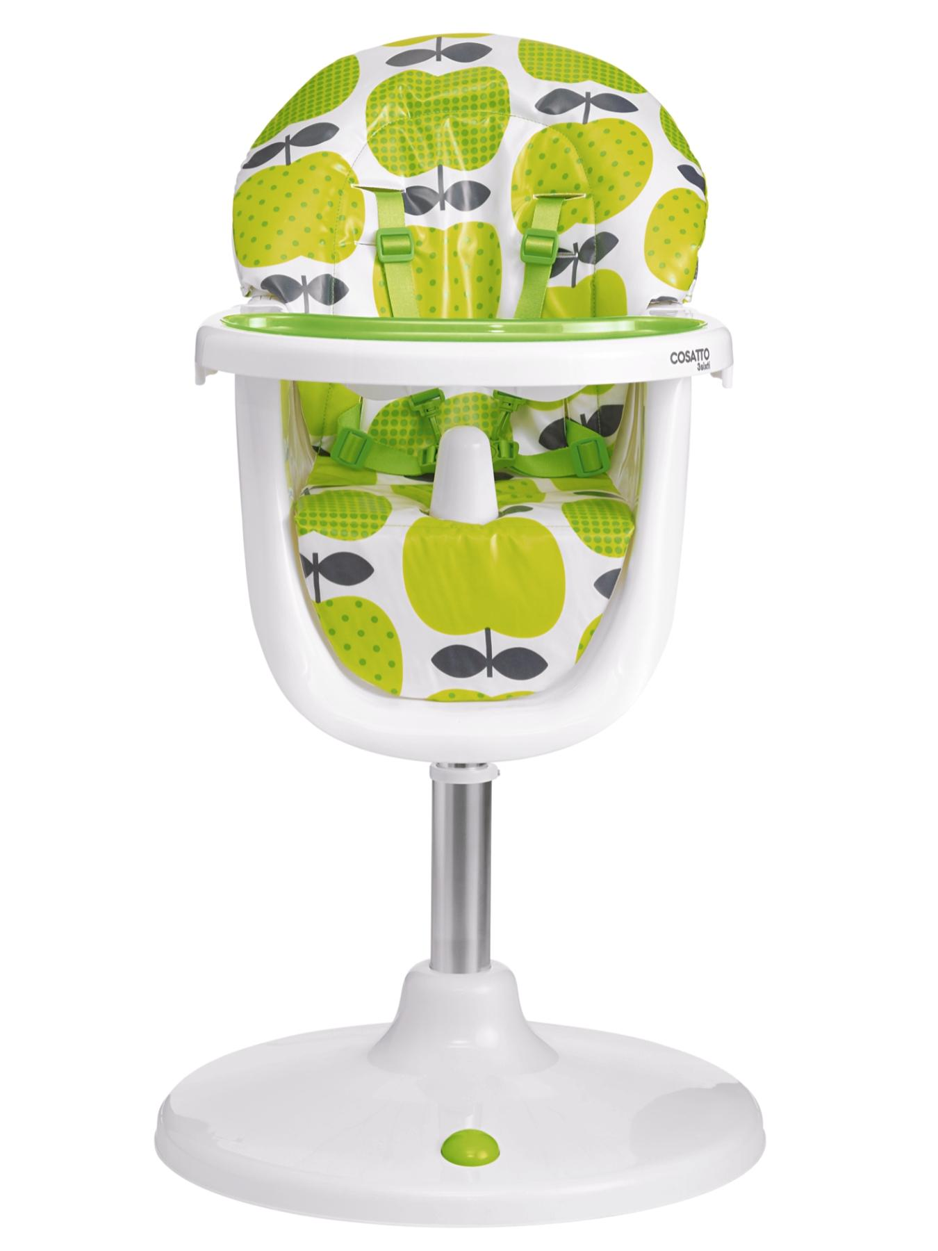 3Sixti Highchair - Happi Apple
