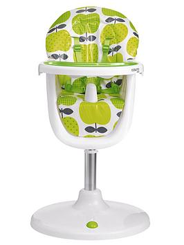 cosatto-3sixti-highchair-happi-apple