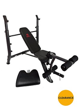 marcy-md7502-olympic-bench