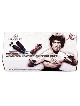 bruce-lee-weighted-skipping-rope