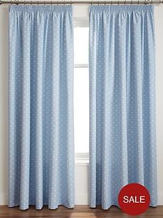 dotty-blackout-pencil-pleat-curtains