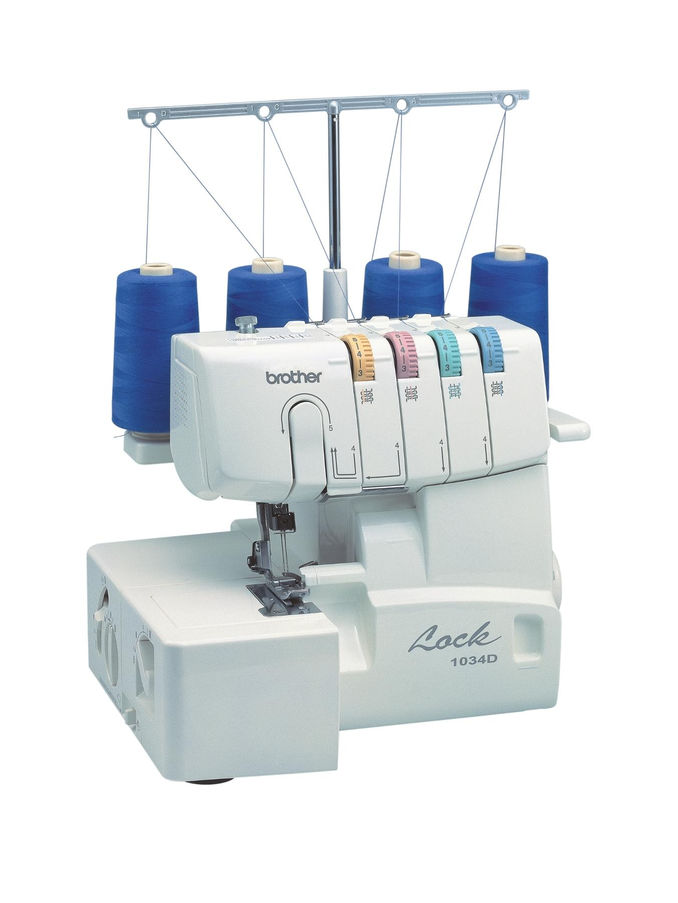 M1034D Overlocker Sewing Machine