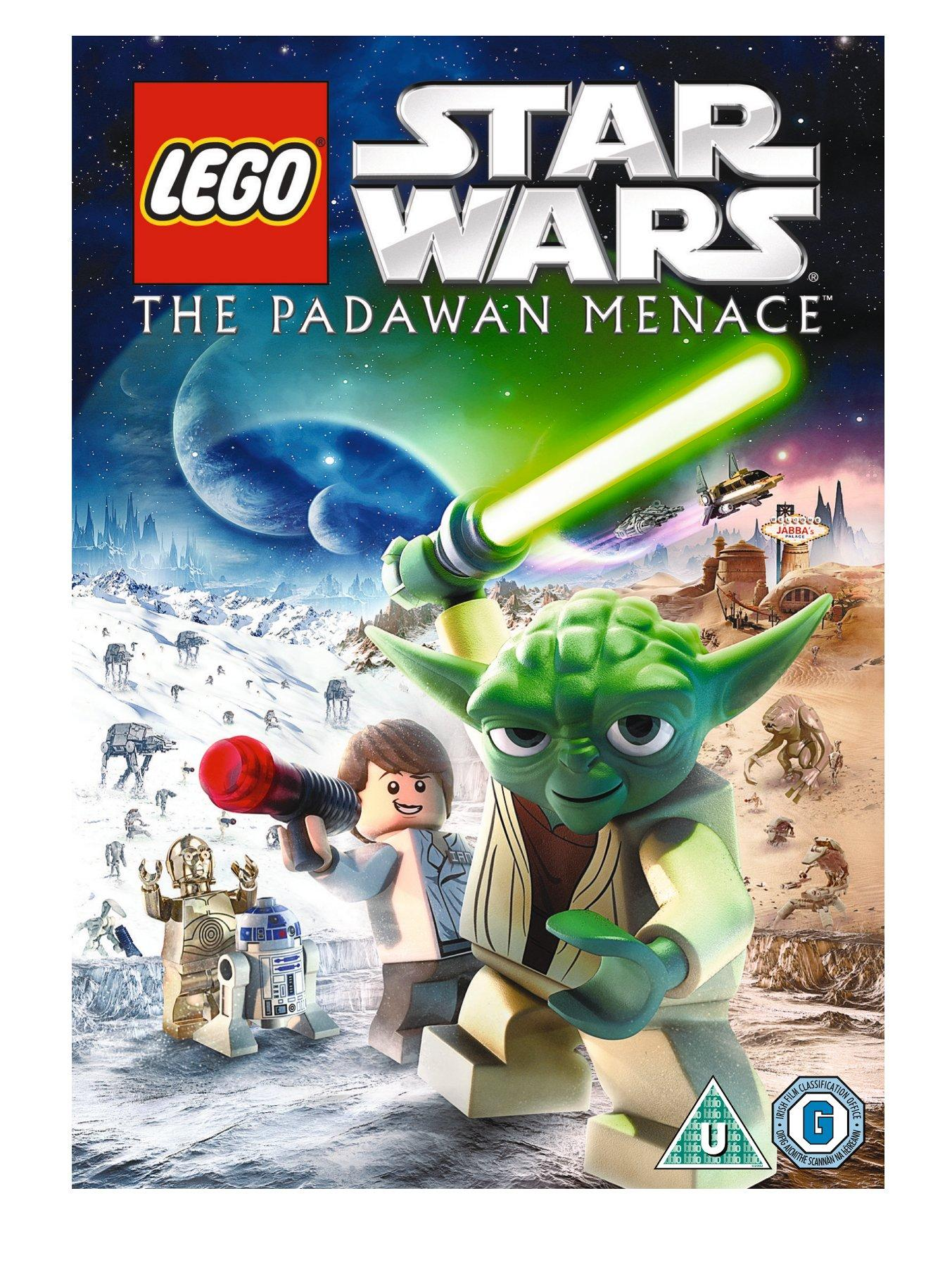 Star Wars: Padawan Menace DVD