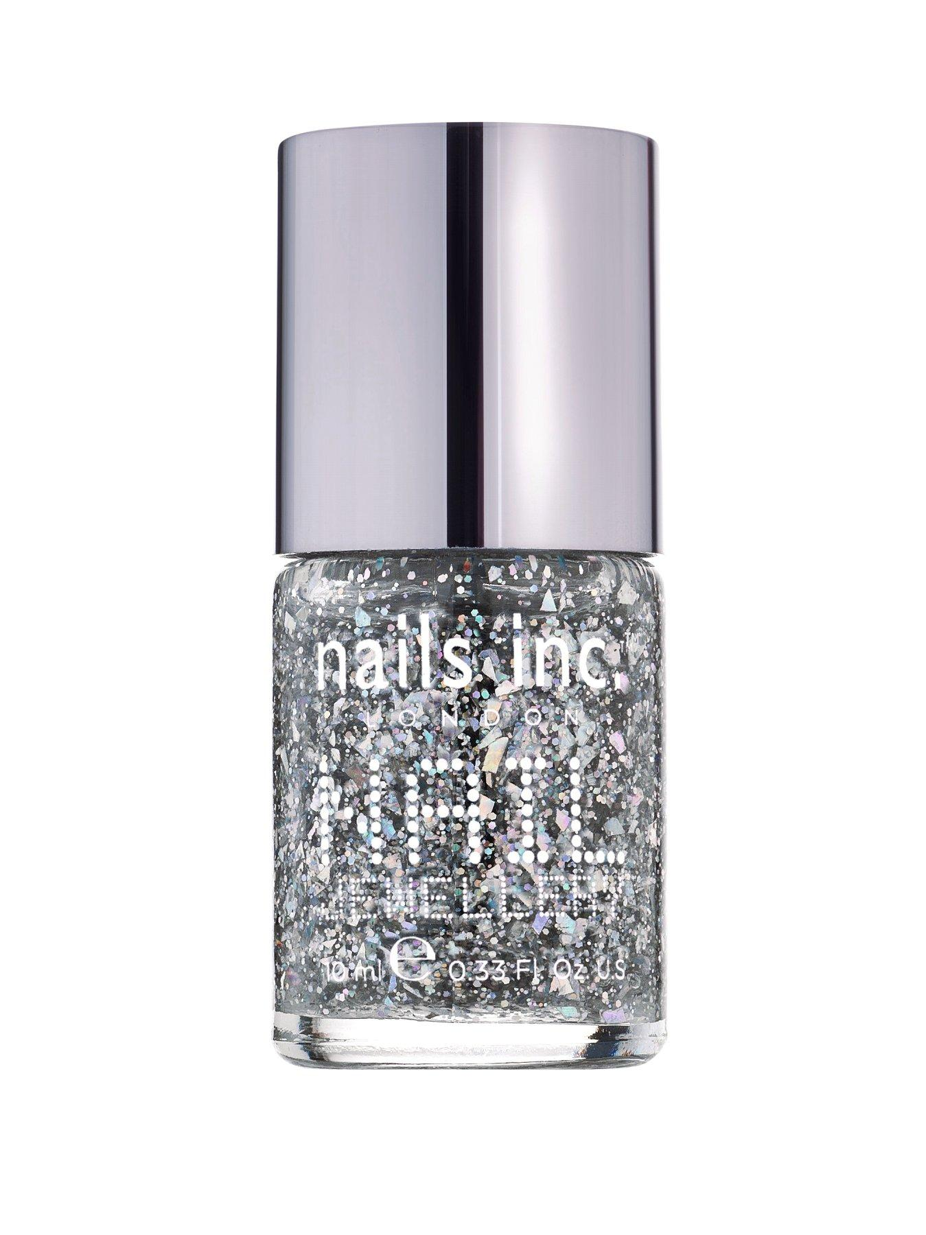Nail Jewellery Polish- Burlington Arcade (Diamond) *Free Gift