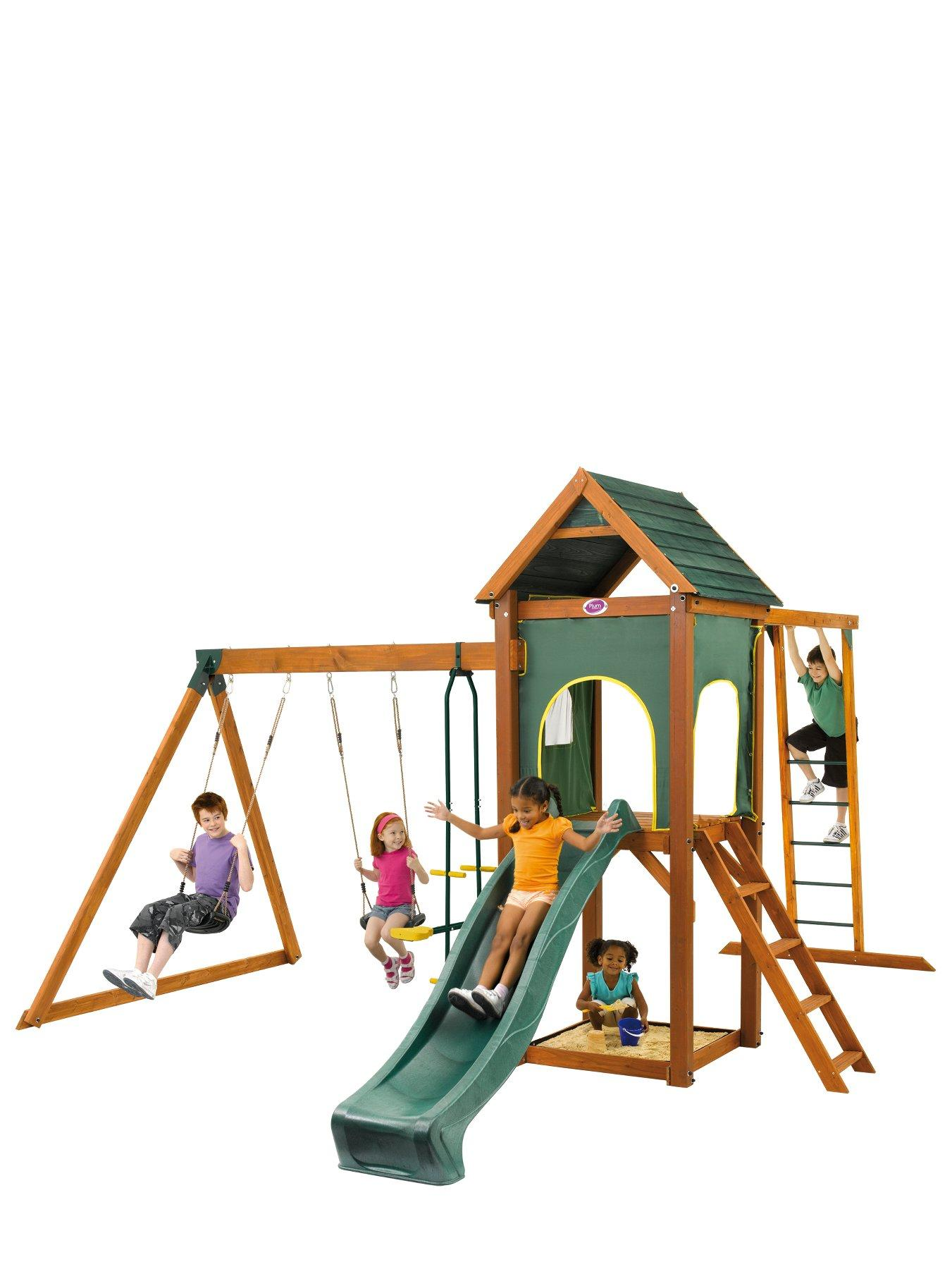 Kudu Wooden Play Centre