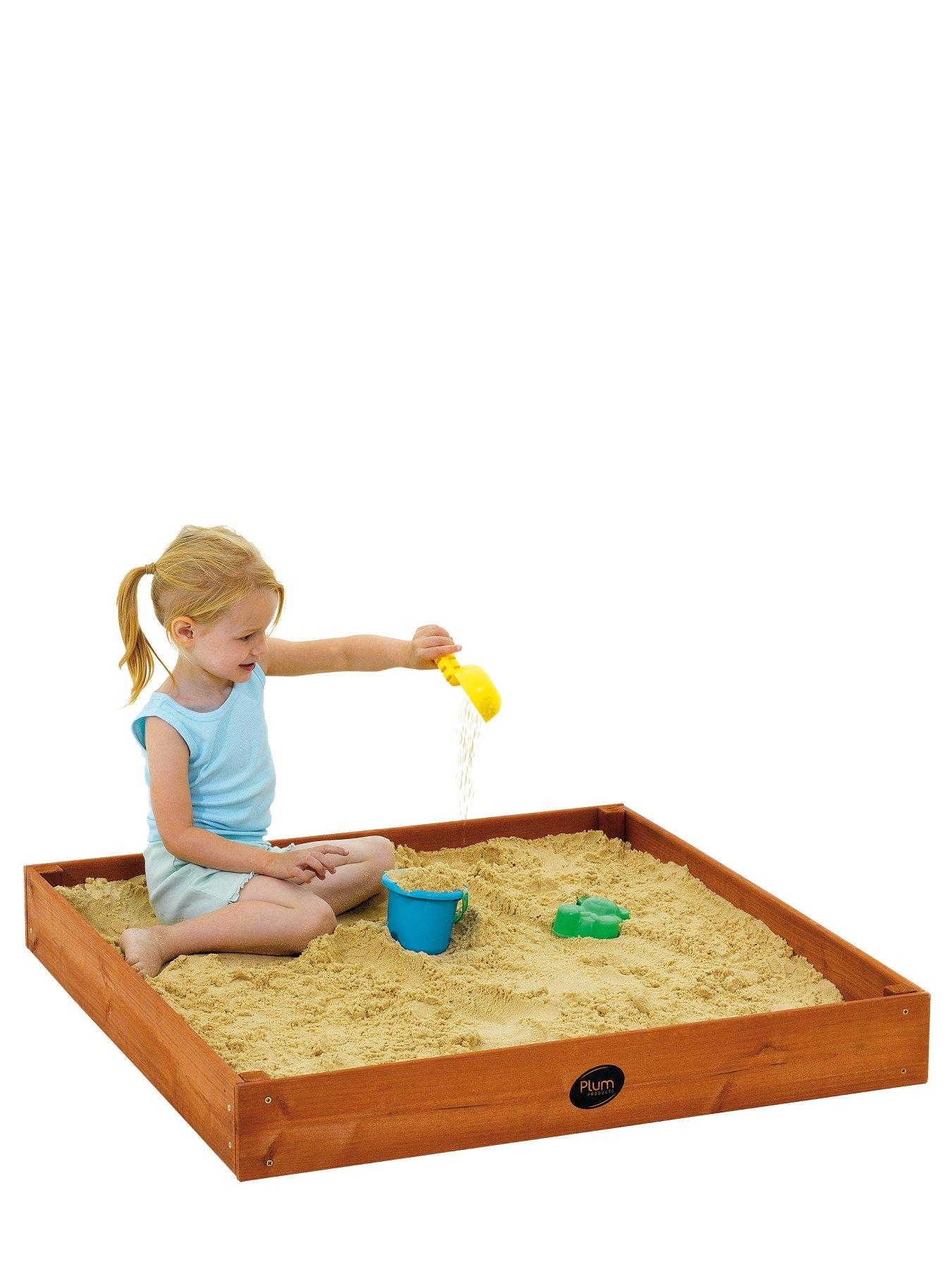 Junior Wooden Sand Pit