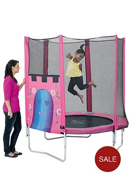 plum-palace-6-ft-trampoline-and-enclosure