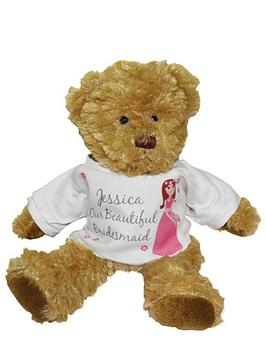 personalised-bridesmaid-teddy